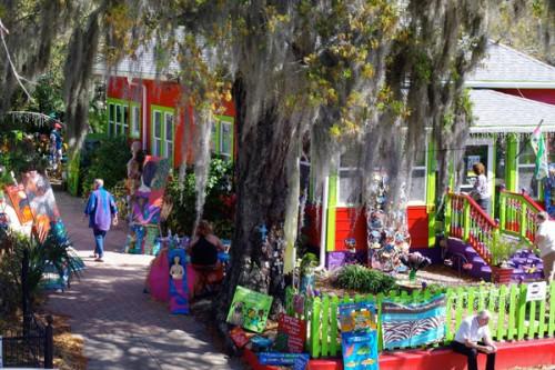 Village of the Arts Bradenton Florida