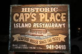 Cap's Place, Lighthouse Point Florida