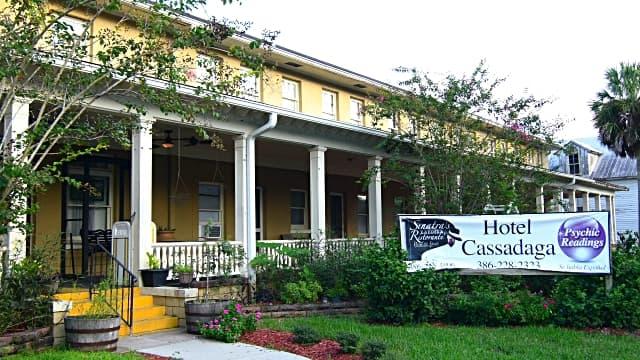Cassadaga Florida Hotel