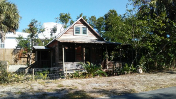 Weathered House in Cedar Key