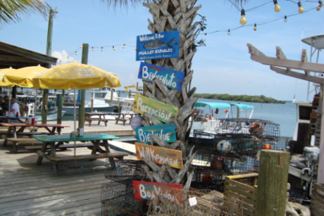 Cortez Florida Waterfront