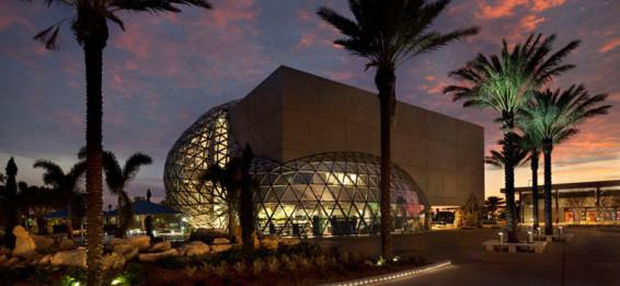 Dali Museum St Petersburg Florida