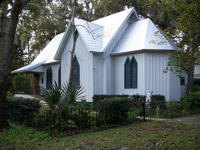Enterprise Florida All Saints Episcopal Church