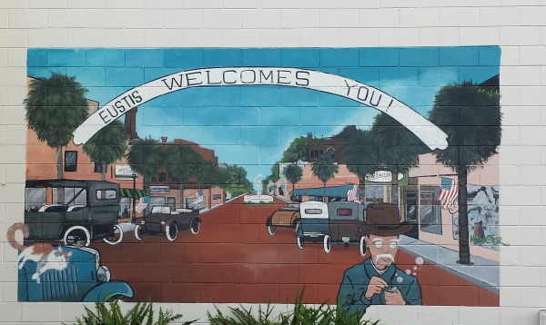 Eustis, Florida Mural