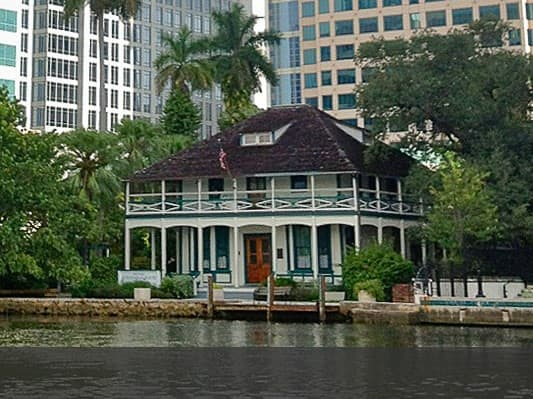 Stranahan House on the New River