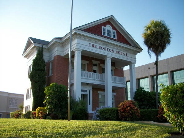 Boston House, Fort Pierce, Florida