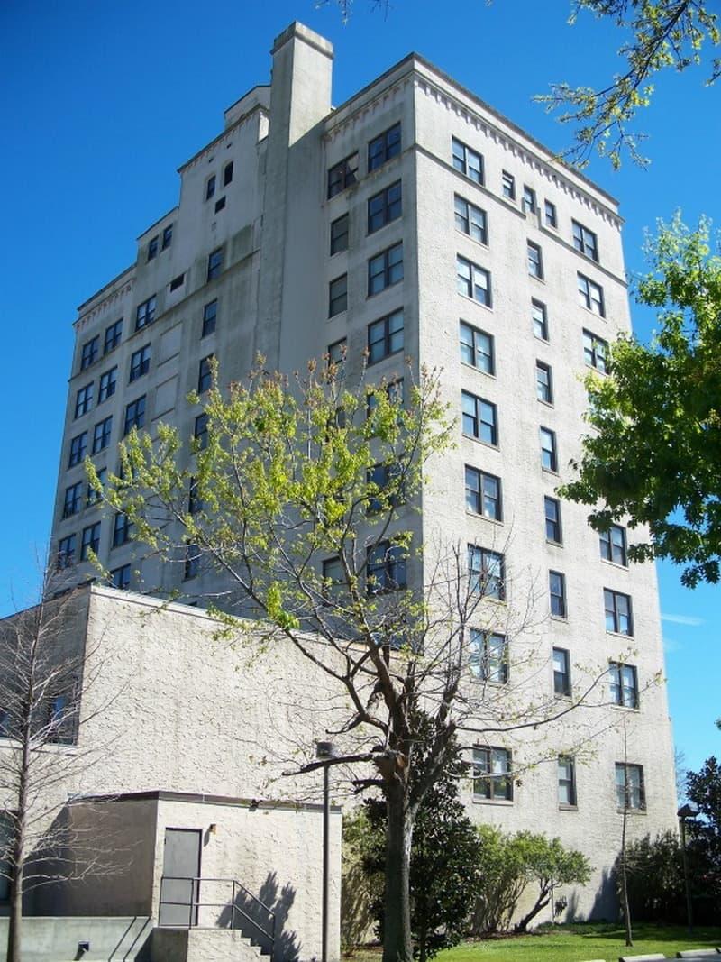 Georgia Seagle Building