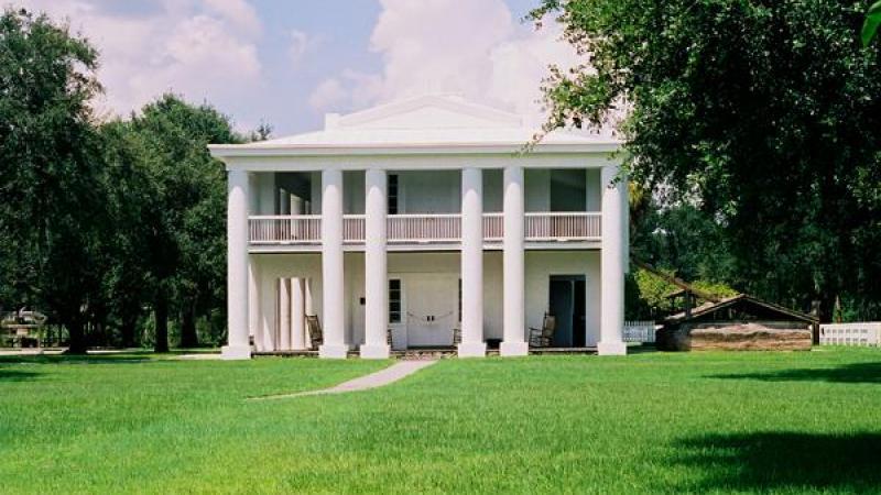 Judah P. Benjamin Confederate Memorial at Gamble Plantation