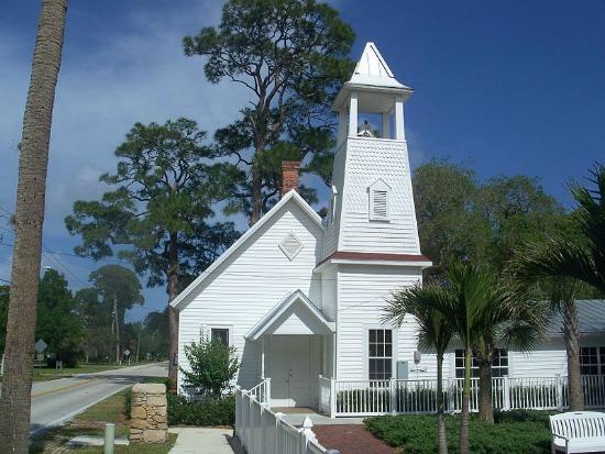 Georgiana United Methodist Church, Merritt Island, Florida