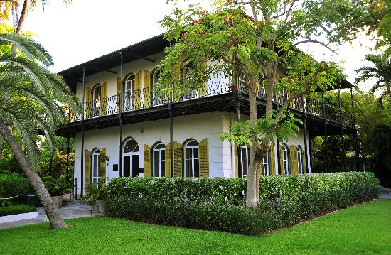Hemingway Home in Key West