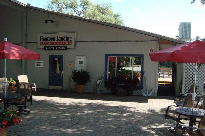 Hontoon Landing Resort Ship's Store