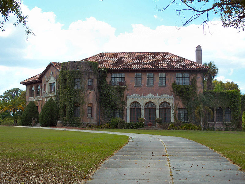 Howey Mansion Howey In The Hills Florida