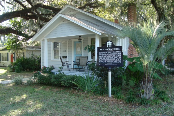 Jack Kerouac House in Orlando, Florida
