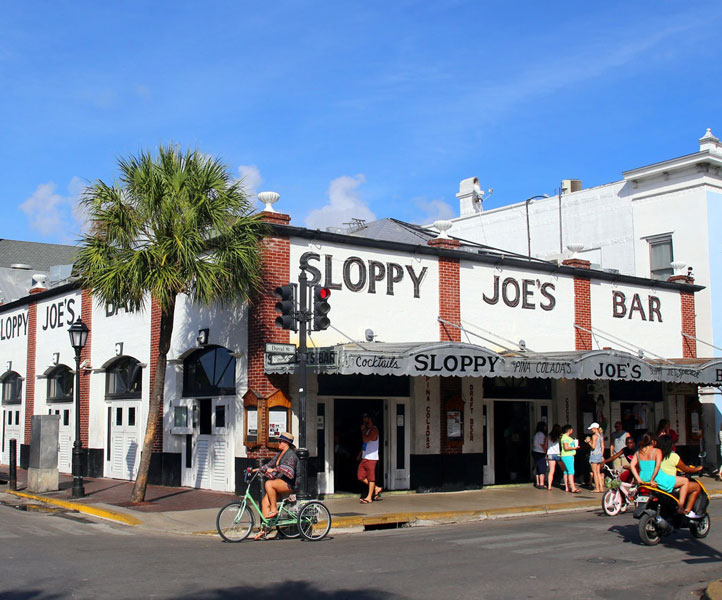 Sloppy Joe's, Hemingway's Hangout