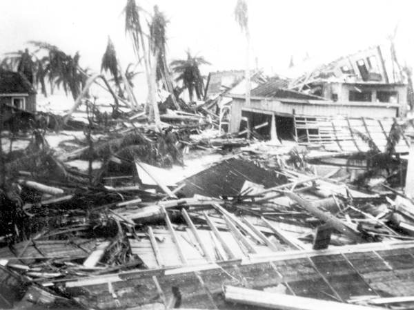 The Hurricane of 1935
