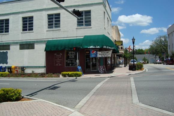 Main Street Eatery Brooksville Florida