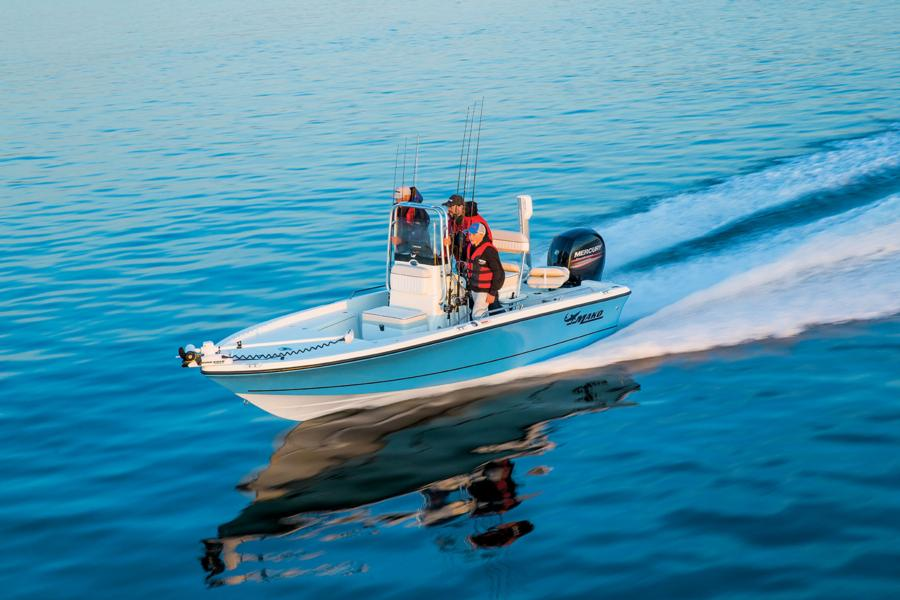 Mako Center Console Boat
