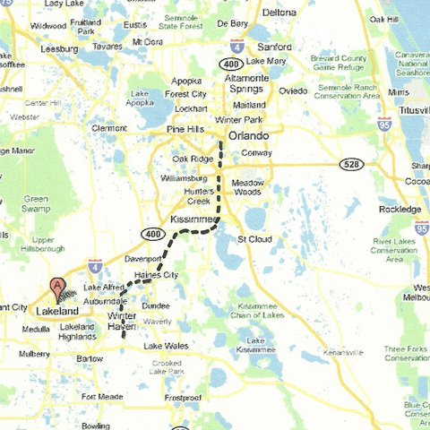 Central Florida Day Trips Orlando to Winter Haven