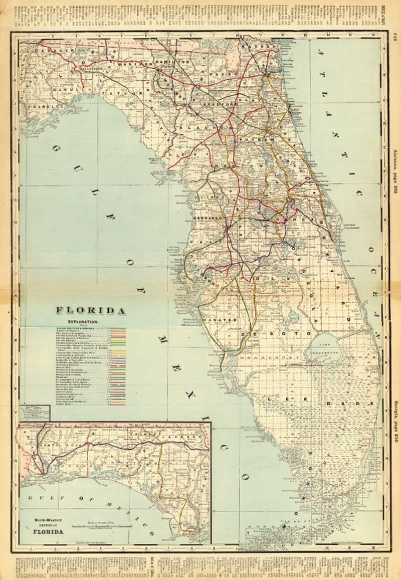 Florida 1900 - Florida Memory
