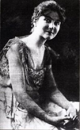 Marjorie Kinnan Rawlings as a student at the University of Wisconsin