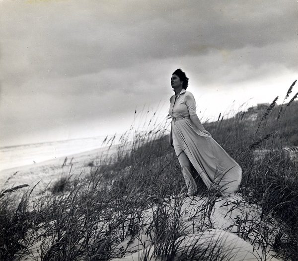 Marjorie Kinnan Rawlings at Crescent Beach