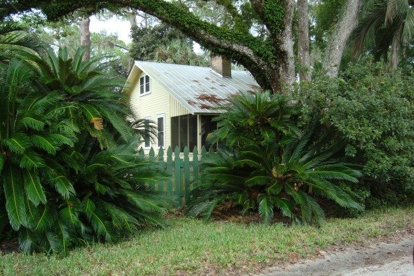A home in Melrose, Florida