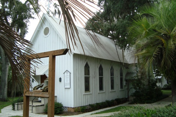 Trinity Episcopal Church, Melrose, Florida