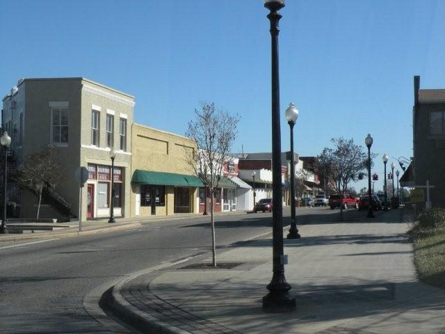Milton Florida Downtown