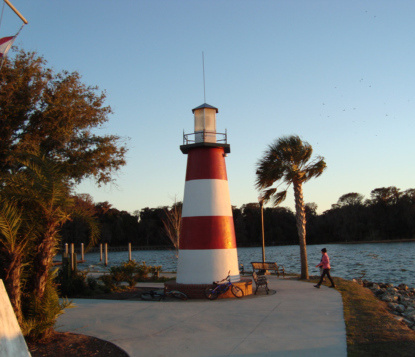 Mount Dora Florida Lighthouse