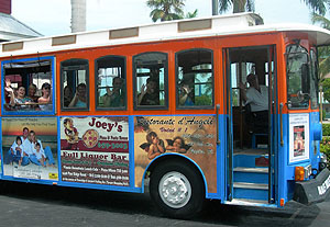 Naples Florida Trolley