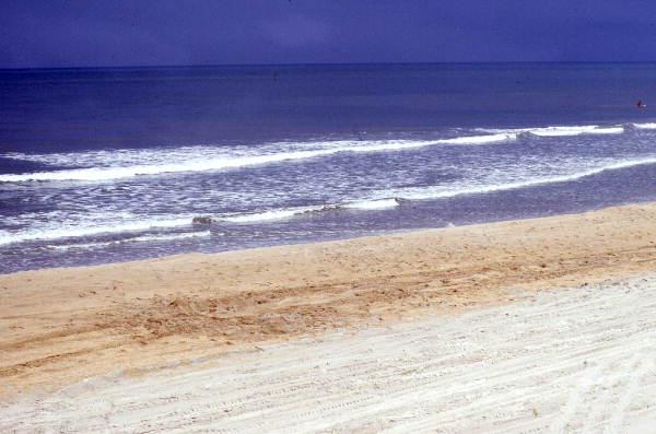 New Smyrna Beach Florida Ocean