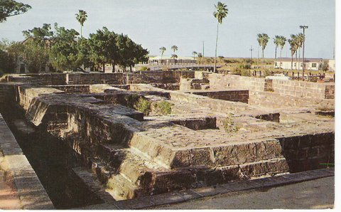 New Smyrna Beach Florida Fort Ruins