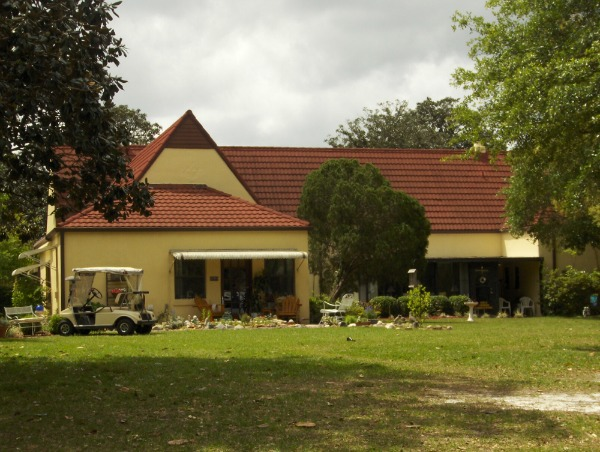 Apartment building at Penney Farms, Florida