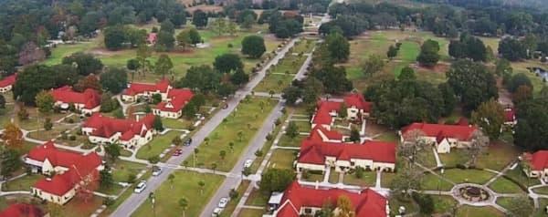 Penney Farms Aerial Photo