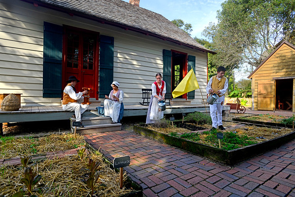 Pensacola Historic Village