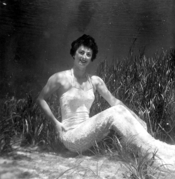 Rainbow Springs Mermaid