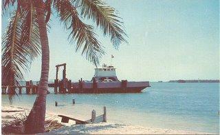 Sanibel Ferry From Punta Rassa