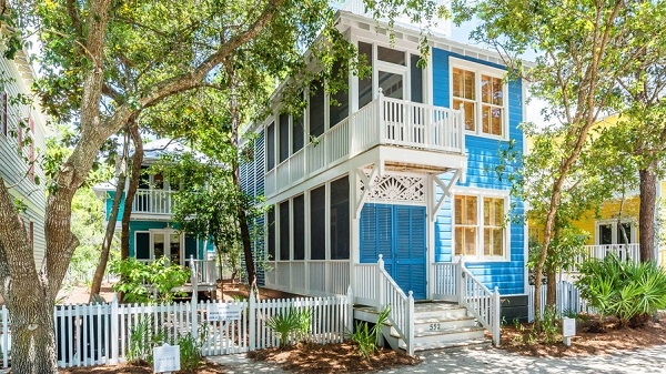 Home in Seaside, Florida