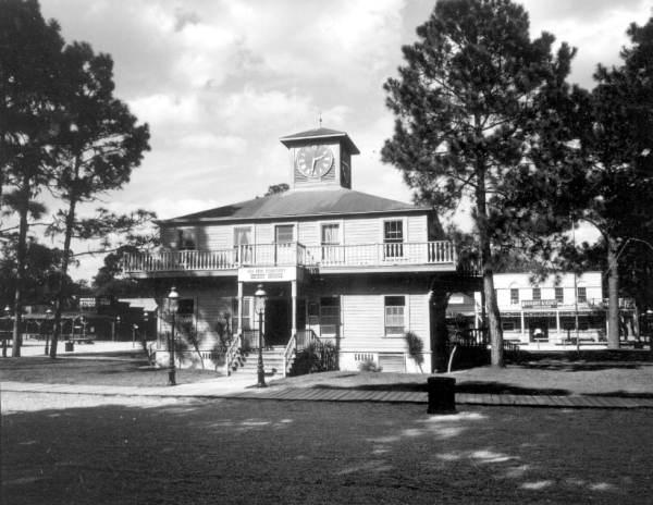 Six Gun Territory Courthouse
