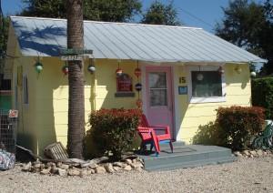 Sea Hag Cottage in Steinhatchee, Florida