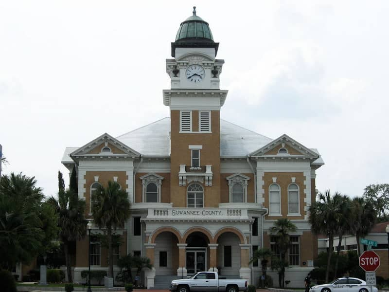 Live Oak Florida Suwannee County