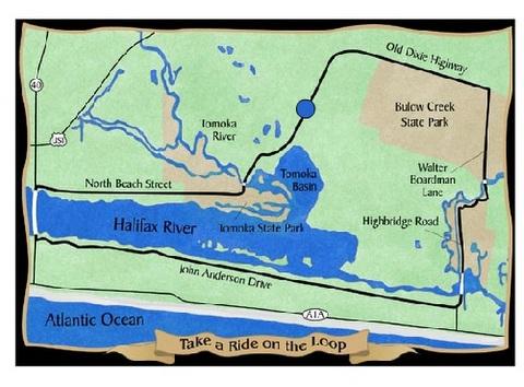 The Loop Ormond Beach Florida