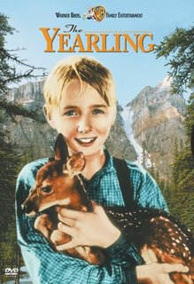 The Yearling DVD Cover