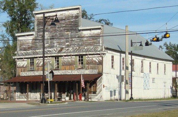 Adams General Store, White Springs