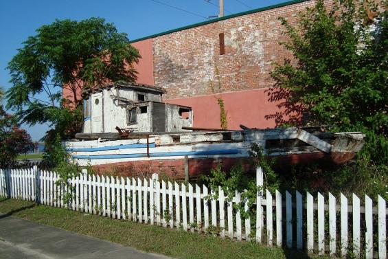 Apalachicola Florida Downtown