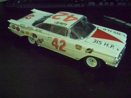Lee Petty Stock Car