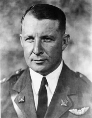 Lt Colonel Fred I. (Fritz) Eglin
