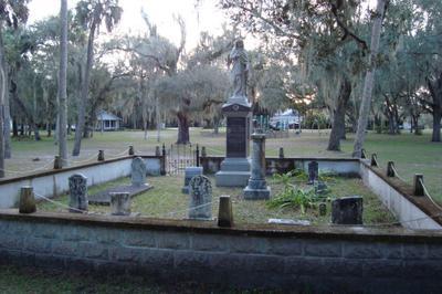 Ziba King Family Cemetery