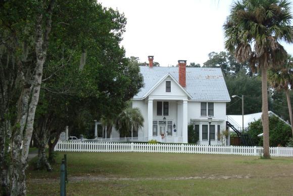 Deland Florida Henry Deland House