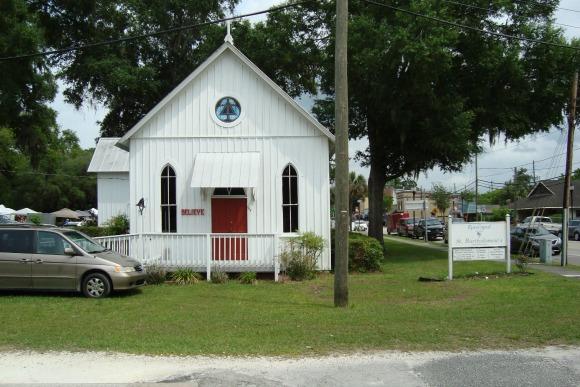 St. Barholomew's Episcopal Church, High Springs